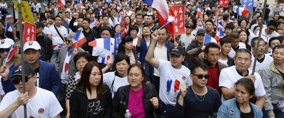 RACISME CHINOIS AUBERVILLIERS