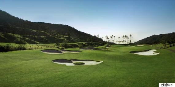 songju golf course