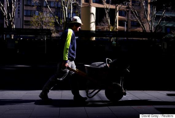 australia worker