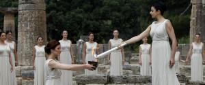Ancient Greece Women Olympics
