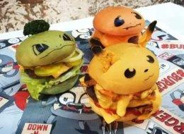 Faites place au Pokéburger!