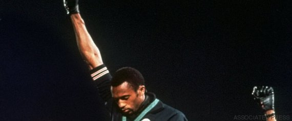tommie smith olympics