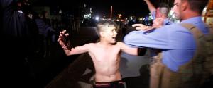 KIRKUK IRAQ SUICIDE BOMBER