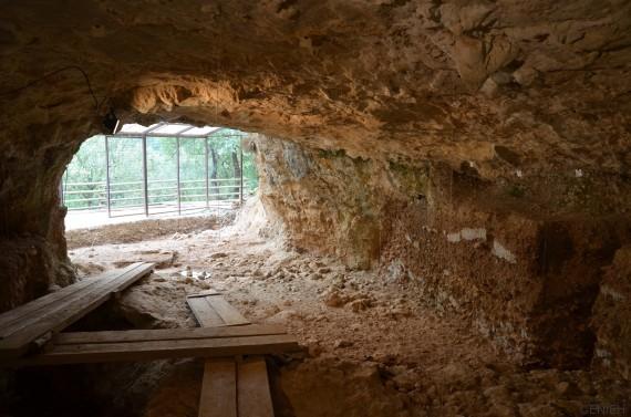 cueva de las teixoneres