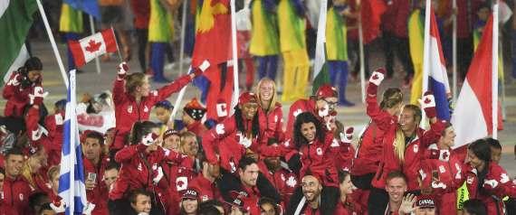 OLYMPICS CANADA