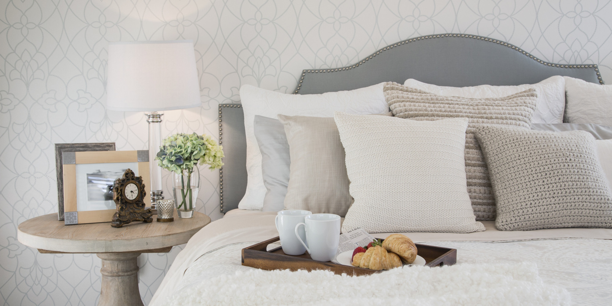 how to decorate a master bedroom for a couple huffpost. Black Bedroom Furniture Sets. Home Design Ideas