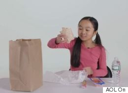 Kids Try Brown Bag Lunches From Years Past