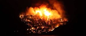 BEAR CREEK FIRE WEST KELOWNA