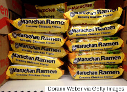 Ramen Is Now The Preferred Currency In U.S. Prisons