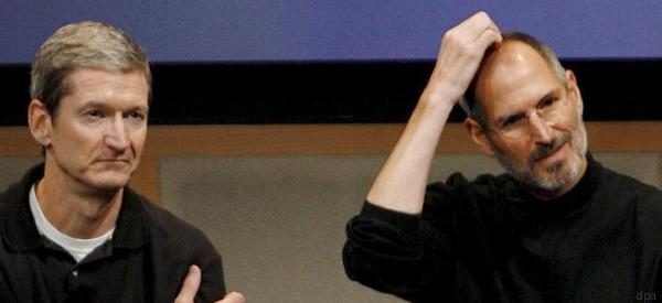 Diesen einen Rat gab Steve Jobs seinem Nachfolger Tim Cook vor dem Tod