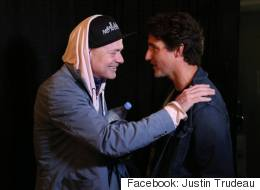 Downie's 'Touching' Words Echoed Across Country: Trudeau