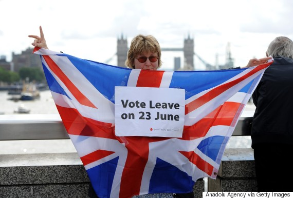 brexit protest leave