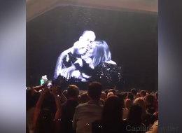 L'aparté baveux du dernier concert d'Adele (VIDÉO)