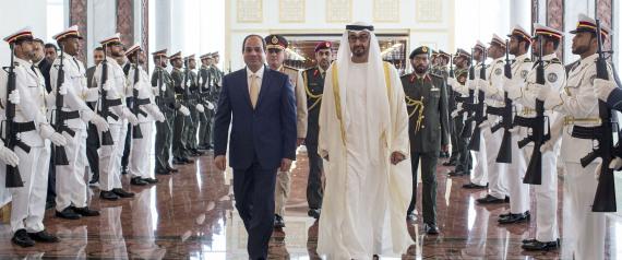 EGYPT UAE