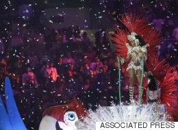 리우올림픽 폐막식의 신스틸러는 아베가 아니었다 (사진, 영상)