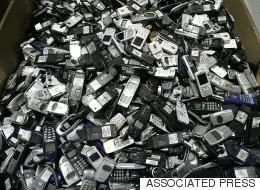 폐기된 스마트폰으로, 도쿄 올림픽 메달을 만든다면?