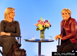 Suze Orman Chats With Arianna Huffington About Coming Out, Answers LGBT-Related Finance Questions