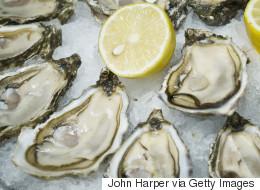 Rappel d'huîtres possiblement contaminées à la bactérie Salmonella