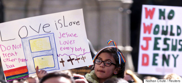Top 10 Questions About Religious Liberty, Jesus And LGBT People