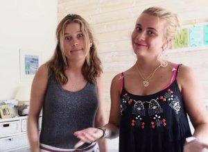 Lucie Et Tiffanie Giraud
