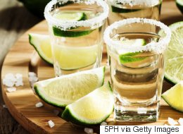 Five Reasons To Start Drinking Tequila
