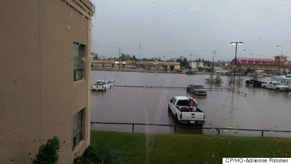 westlock flood