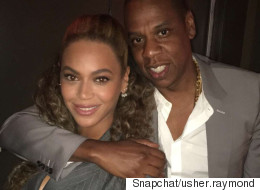 Beyonce And Jay Z Are On Their 'Suit And (No) Tie,' Sh*t