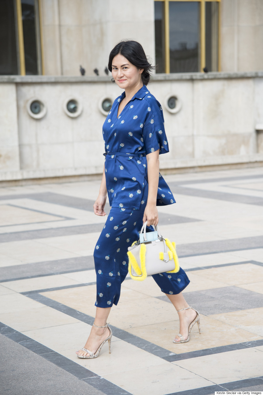 Pyjama Dressing: How To Style Fashion's Most Comfortable