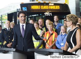Feds Dishing Out $1.49B For Public Transit In Ontario Cities
