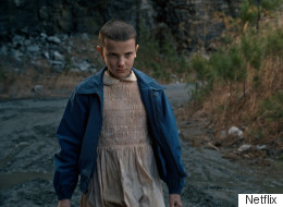 That Time Millie Bobby Brown Shaved Her Head For 'Stranger Things'