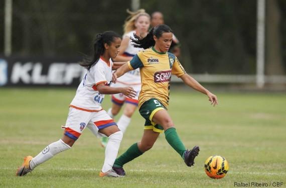copa brasil futebol feminino