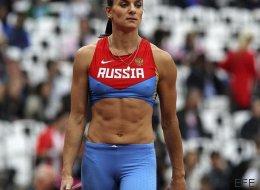 Isinbayeva se fija en Beitia y no descarta competir en Tokyo 2020