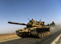 La Turquie envoie des tanks en Syrie contre Daech (mais pas seulement)