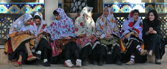 WOMAN IRAN