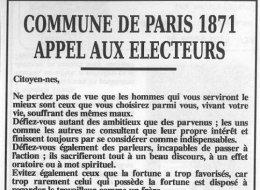Candidats à la présidentielle: ce texte de 1871 n'a jamais été autant d'actualité