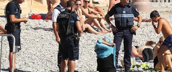 BURKINI CANNES