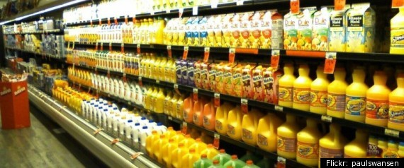 Orange Juice Import Ban