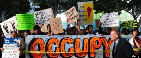 Occupy La Trademark