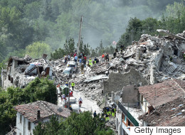 More Than 100 Dead After Earthquake Rocks Italy