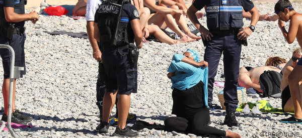 Why The Burkini Saga Is A Feminist Issue