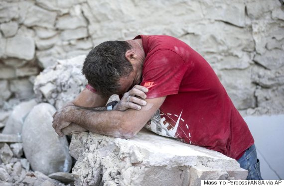 amatrice italy earthquake