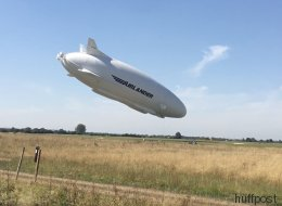 Le crash du «fessier-volant» est in-ter-mi-na-ble (VIDÉO)