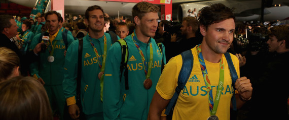 AUSTRALIAN OLYMPIC TEAM