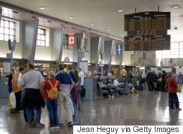 Train électrique: entente entre la Caisse de dépôt et le CN