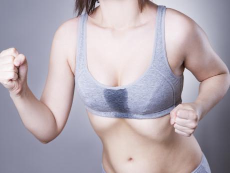 Déodorant pour les seins ou les testicules, la guerre contre la transpiration n'a pas de limite