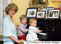 Princess Diana Had The Cutest Nicknames For Her Sons