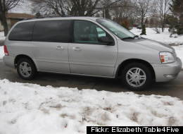 Ford Freestar Recall