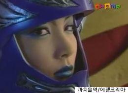 '지구용사 벡터맨'에 출연했던 악당 역 배우의 근황은 놀랍다 (사진)