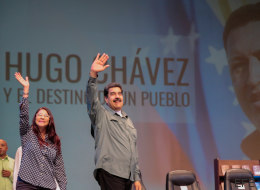 Maduro anuncia una película sobre Chávez