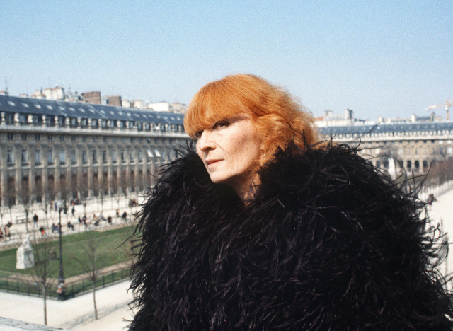 Décès de la couturière française Sonia Rykiel